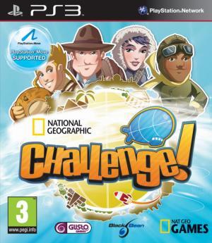 Echanger le jeu National Geographic Challenge ! sur PS3