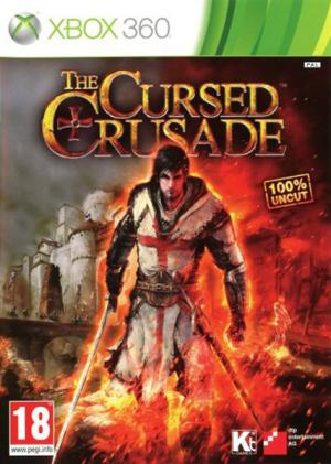Echanger le jeu The Cursed Crusade sur Xbox 360