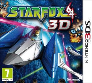 Echanger le jeu Starfox 64 3D sur 3DS