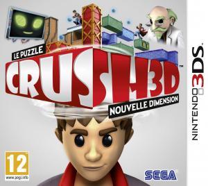 Echanger le jeu CRUSH 3D sur 3DS