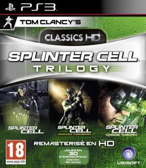 Echanger le jeu Splinter Cell Trilogy sur PS3