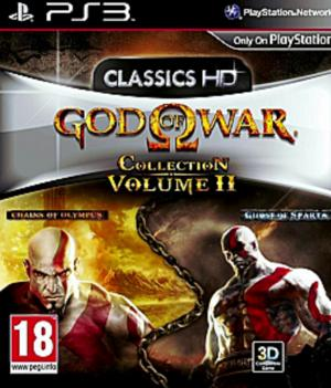 Echanger le jeu God of War HD Collection Volume 2 sur PS3