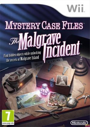 Echanger le jeu Mystery Case Files : L'affaire Malgrave sur Wii
