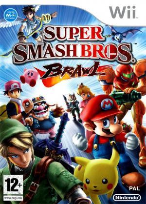 Echanger le jeu Super Smash Bros. Brawl  sur Wii