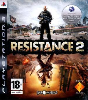 Echanger le jeu Resistance 2 sur PS3
