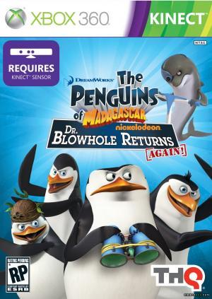 Echanger le jeu Les Pingouins de Madagascar : Le Docteur Blowhole est de retour  sur Xbox 360