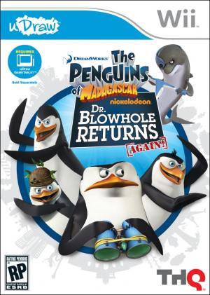Echanger le jeu Les Pingouins de Madagascar : Le Docteur Blowhole est de retour  sur Wii