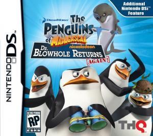 Echanger le jeu Les Pingouins de Madagascar : Le Docteur Blowhole est de retour  sur Ds