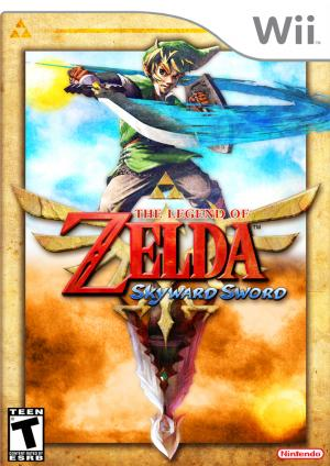 Echanger le jeu The Legend of Zelda : Skyward Sword  sur Wii