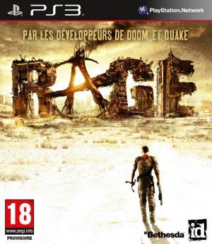 Echanger le jeu RAGE sur PS3