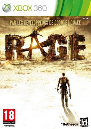 Echanger le jeu RAGE sur Xbox 360