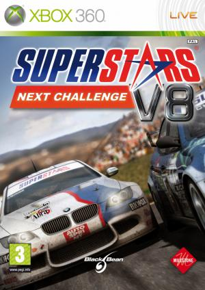 Echanger le jeu Superstars V8, Next Challenge sur Xbox 360