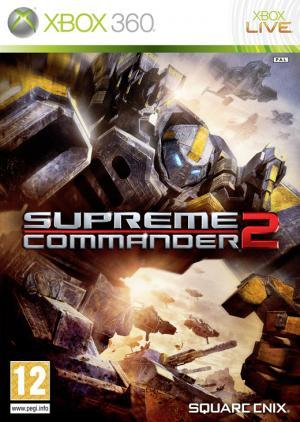 Echanger le jeu Supreme commander 2 sur Xbox 360