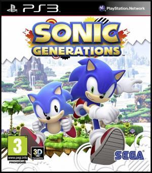 Echanger le jeu Sonic Generations sur PS3