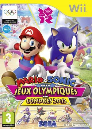 Echanger le jeu Mario & Sonic aux Jeux Olympiques de Londres 2012 sur Wii