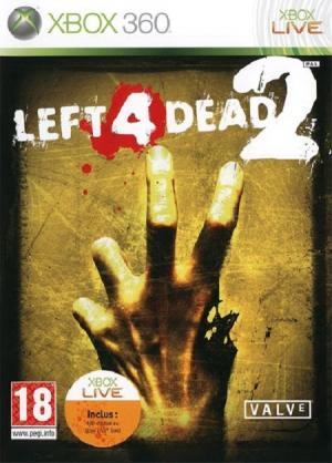 Echanger le jeu Left 4 Dead 2 sur Xbox 360