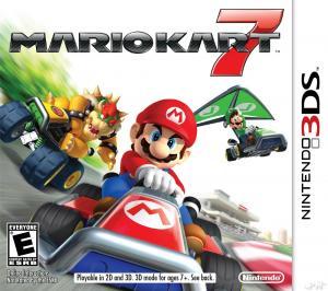 Echanger le jeu Mario Kart 7 sur 3DS