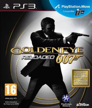 Echanger le jeu Golden Eye 007 Reloaded sur PS3