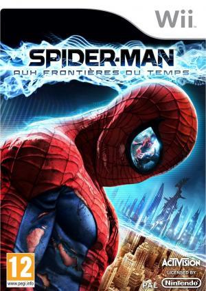 Echanger le jeu Spider-man: Aux frontieres du temps  sur Wii