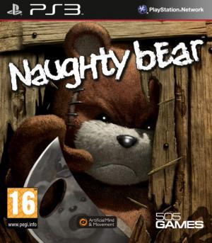 Echanger le jeu Naughty Bear sur PS3