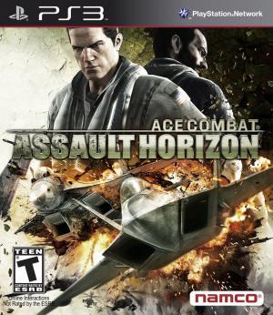 Echanger le jeu Ace Combat: Assault Horizon sur PS3