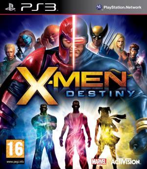 Echanger le jeu X-Men : Destiny  sur PS3