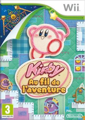 Echanger le jeu Kirby au fil de l'aventure sur Wii
