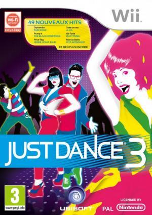 Echanger le jeu Just Dance 3 sur Wii