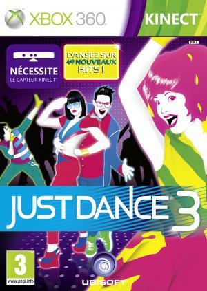 Echanger le jeu Just Dance 3 sur Xbox 360