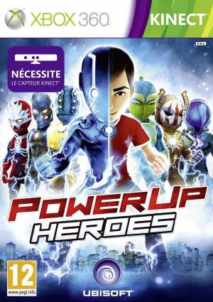 Echanger le jeu PowerUp Heroes sur Xbox 360