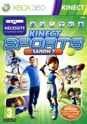 Echanger le jeu Kinect Sports Saison 2 sur Xbox 360