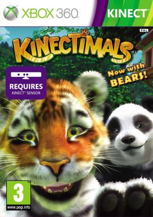 Echanger le jeu Kinectimals now with bears! sur Xbox 360