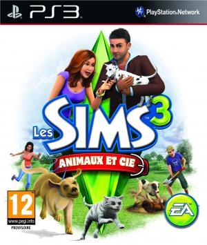 Echanger le jeu Les Sims 3 : Animaux et Cie sur PS3