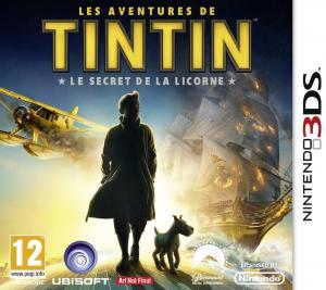 Echanger le jeu Les Aventures de Tintin Le Secret de la Licorne sur 3DS