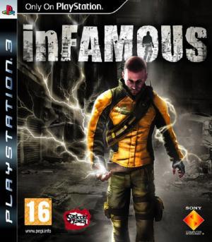 Echanger le jeu Infamous sur PS3