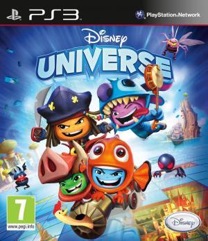 Echanger le jeu Disney Universe sur PS3