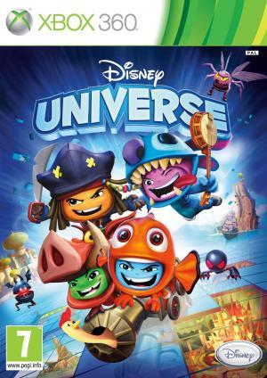 Echanger le jeu Disney Universe sur Xbox 360