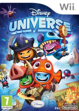 Echanger le jeu Disney Universe sur Wii