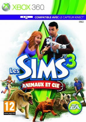 Echanger le jeu Les Sims 3 : Animaux et Cie sur Xbox 360