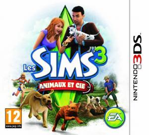 Echanger le jeu Les Sims 3 : Animaux et Cie sur 3DS
