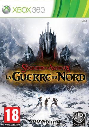 Echanger le jeu Le Seigneur des Anneaux : La Guerre du Nord sur Xbox 360
