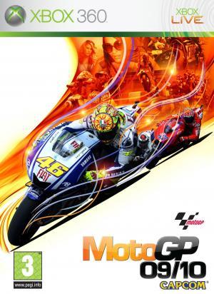 Echanger le jeu Moto Gp 09/10 sur Xbox 360