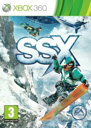 Echanger le jeu SSX sur Xbox 360
