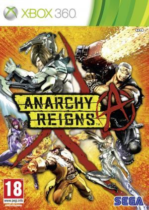 Echanger le jeu Anarchy Reigns sur Xbox 360