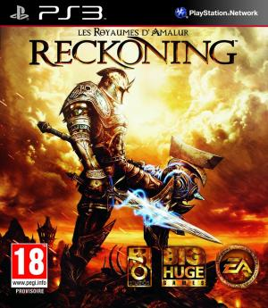 Echanger le jeu Kingdoms of Amalur: Reckoning sur PS3