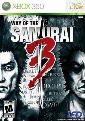 Echanger le jeu Way of the samurai 3 sur Xbox 360