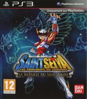 Echanger le jeu Saint Seiya, Les Chevaliers du Zodiaque : La Bataille du Sanctuaire sur PS3