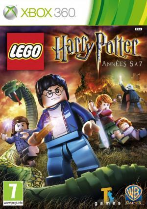 Echanger le jeu Lego Harry Potter : annees 5 a 7 sur Xbox 360