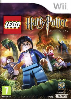 Echanger le jeu Lego Harry Potter : annees 5 a 7 sur Wii