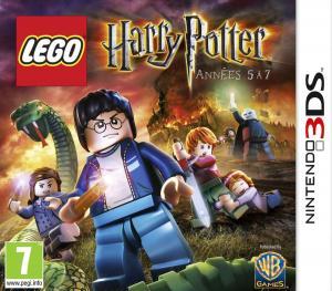 Echanger le jeu Lego Harry Potter : annees 5 a 7 sur 3DS
